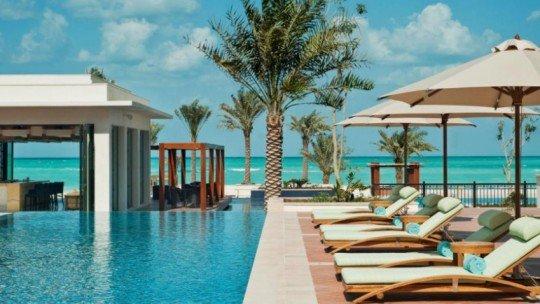 The St. Regis Saadiyat Island Resort, Abu Dhabi *****