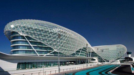 W Abu Dhabi - Yas Island *****