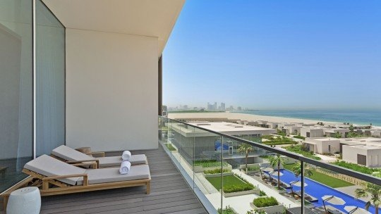 The Oberoi Beach Resort Al Zorah *****