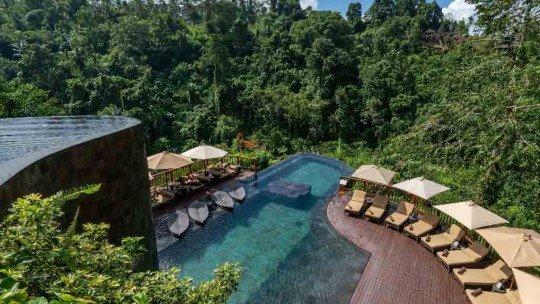 Hanging Gardens of Bali *****