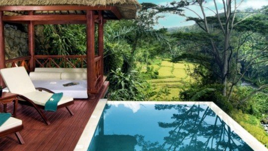 Kupu Kupu Barong Villas and Tree Spa *****