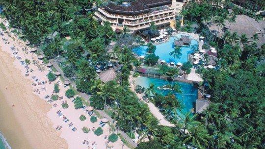 Nusa Dua Beach Hotel *****