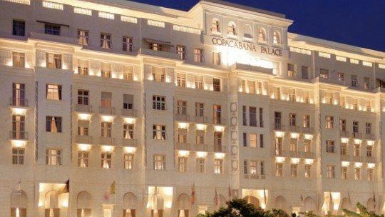 Copacabana Palace *****