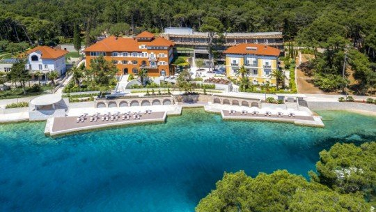 Boutique Hotel Alhambra Lošinj *****