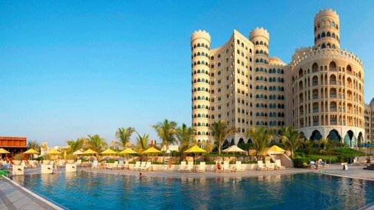 Al Hamra Residence *****