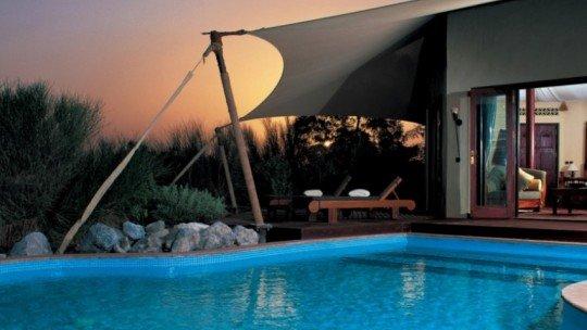 Al Maha Desert Resort & Spa *****