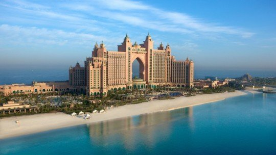Hotel Atlantis The Palm *****