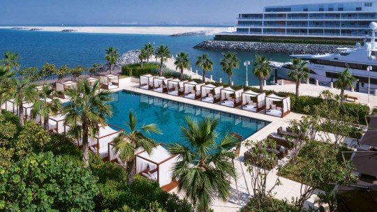Bvlgari Resort Dubai *****