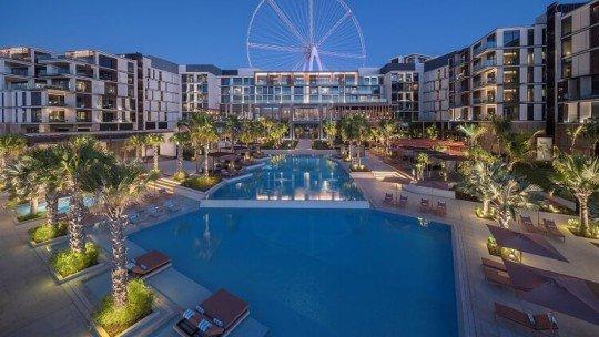 Caesars Palace Bluewaters Dubai *****