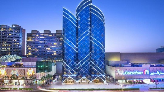City Seasons Towers Dubai ****