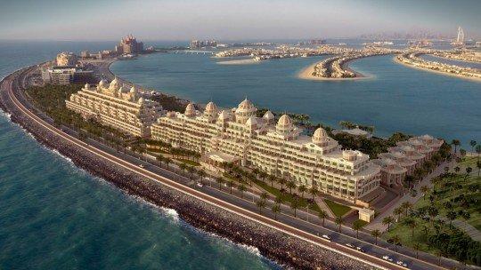 Emerald Palace Kempinski Dubai *****
