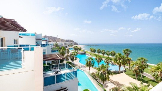Fujairah Radisson Blu Resort *****