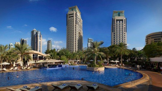 Habtoor Grand Beach Resort & Spa *****