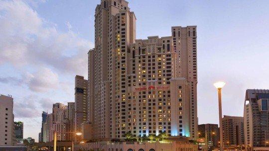 Ramada Hotel & Suites by Wyndham JBR ****