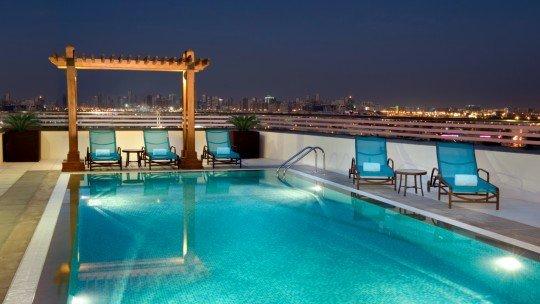 Hilton Garden Inn Dubai Al Muraqabat ****