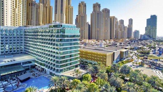 Hilton Jumeirah Resort *****