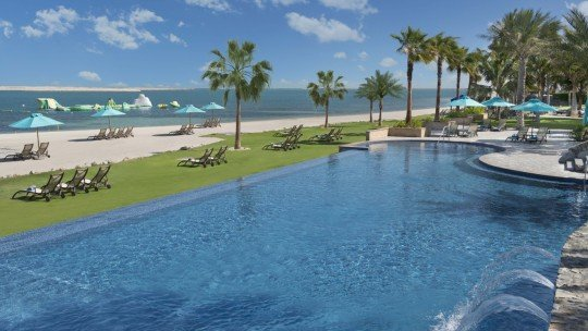 Jebel Ali Beach Hotel *****
