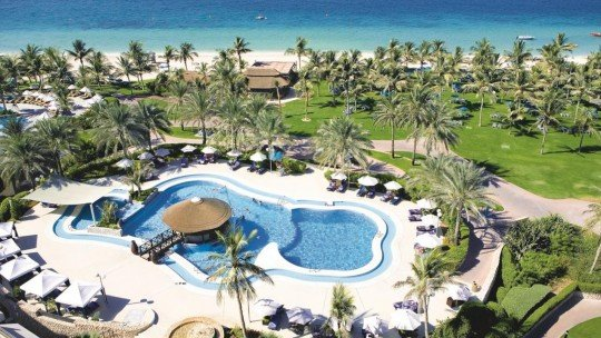 Jebel Ali Palm Tree Court *****