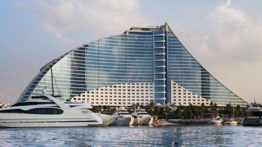 Jumeirah Beach Hotel *****