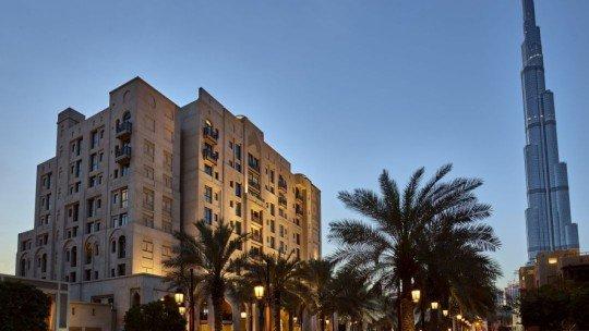 Manzil Dubai Downtown ****