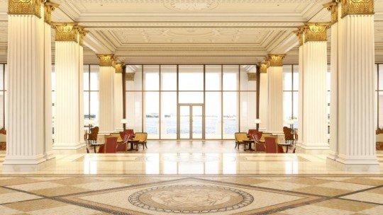 Palazzo Versace Dubai *****
