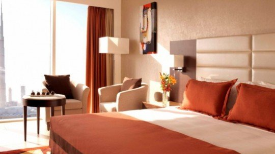 Radisson Blu Hotel, Dubai Downtown ****