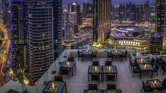 Ramada Plaza Jumeirah Beach Residence ****