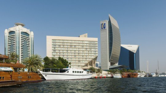 Sheraton Dubai Creek Hotel & Towers *****