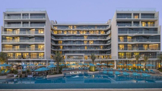 The Retreat Palm Dubai MGallery By Sofitel ****