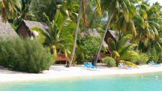Aitutaki Lagoon Resort & Spa *****