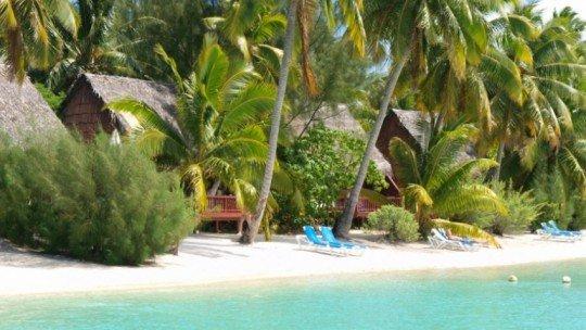 Aitutaki Lagoon Resort & Spa, Cook Island *****