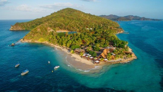 Hotel Castaway Island Fiji ****