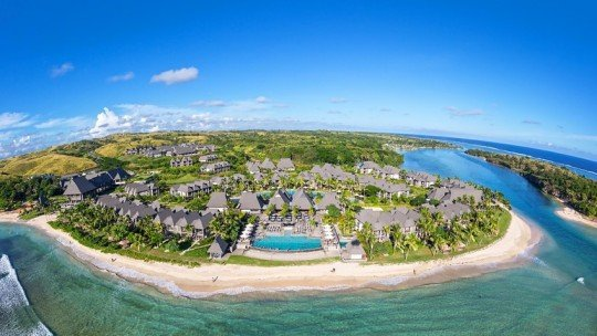 Intercontinental Fiji Resort *****