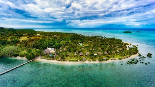 Jean-Michel Cousteau Fiji Islands Resort *****