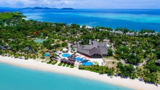 Mana Island Resort & Spa ****