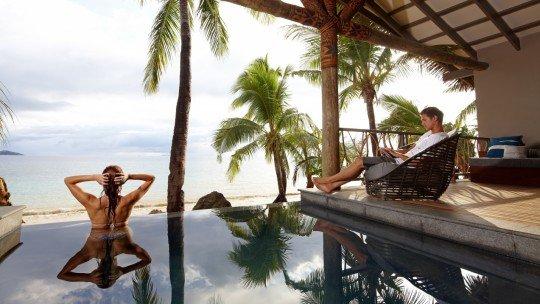 Tadrai Island Resort Fiji *****