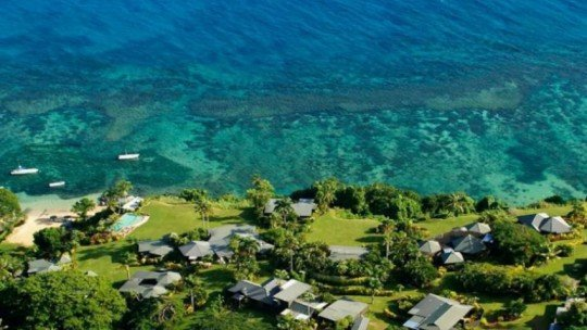 Taveuni Island Resort & Spa *****