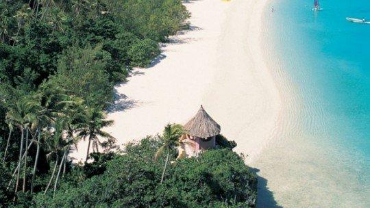 Vatulele Island Resort Fiji *****