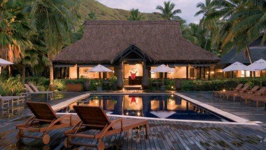 Vomo Island Resort *****