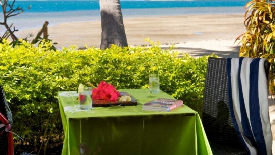 Wananavu Beach Resort ****