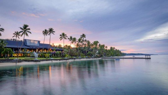 Warwick Fiji Resort & Spa *****