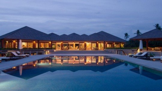 Amanpulo Resort *****