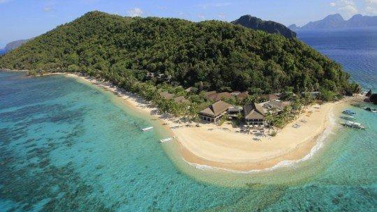 Pangulasian Island Resort *****