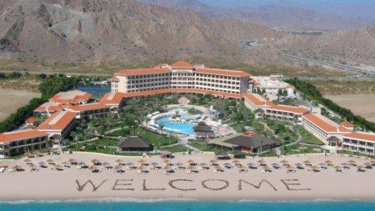 Fujairah Rotana Resort Spa *****