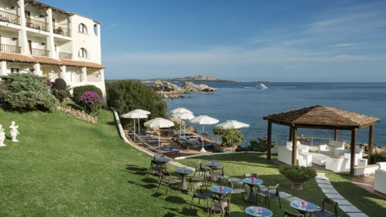 Club Hotel Baja Sardinia ****