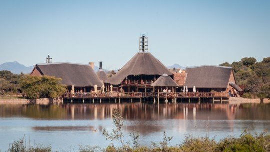 Buffelsdrift Game Lodge ****