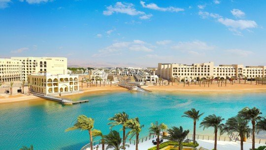 Al Manara, a Luxury Collection Hotel, Saraya Aqaba *****