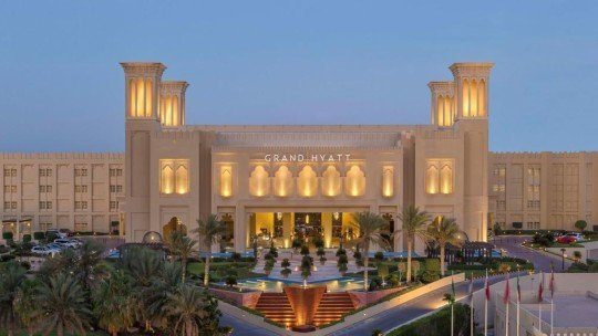 Grand Hyatt Doha Hotel Villas