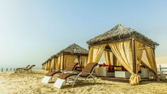 Regency Sealine Camp *****