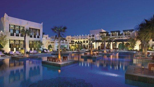 Sharq Village & Spa by Ritz-Carlton *****
